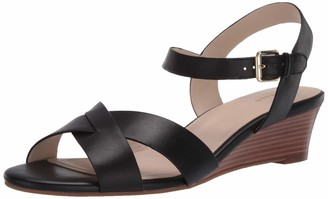 Cole Haan womens Holly Sandal Wedge (40mm)