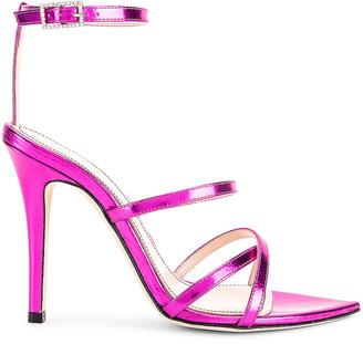 retrofete OS Sandal in Hot Pink   FWRD
