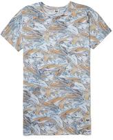 Hype Titanium Longline T Shirt