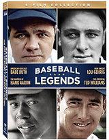 Lionsgate Baseball Legends DVD