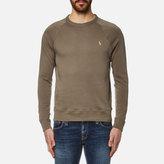 Polo Ralph Lauren Men's Crew Neck Sweatshirt Dark Fatigue
