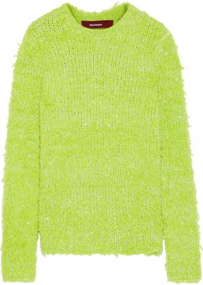 Sies Marjan Leta Metallic Wool-blend Sweater