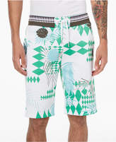 Versace Men's Graphic-Print Shorts