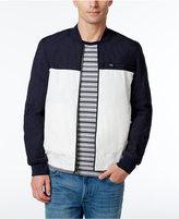 Tommy Hilfiger Men's Reversible Baseball Jacket