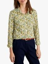 Seasalt Larissa Shirt, Spring Border Dill