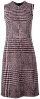 Ermanno Scervino tweed fitted dress