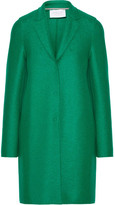 Harris Wharf London Oversized Wool-felt Coat