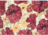 "Nourison Vista Floral Rug - 2'6"" x 4'"