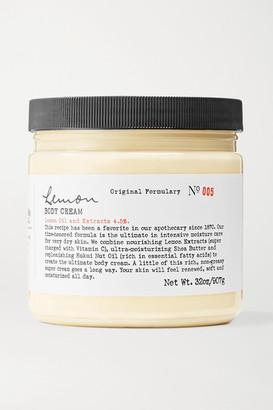 C.O. Bigelow Body Cream