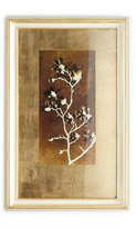 "John-Richard Collection Gold Leaf Branches II"" Print"