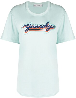 Givenchy embroidered logo T-shirt