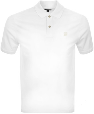 G Star Raw Dunda Polo T Shirt White