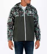 adidas Men's Originals Camouflage Windbreaker Jacket