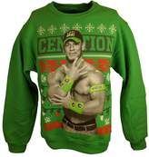 WWE John Cena Ugly Christmas Mens Sweater Sweatshirt-XL
