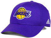 adidas Los Angeles Lakers Structured Basic Adjustable Cap