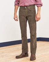 Crew Clothing Parker Straight Cord Trousers