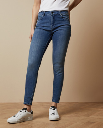 Ted Baker IRIINA Mid wash skinny jeans