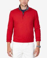 Nautica Men's Big & Tall Quarter-Zip Sweatshirt