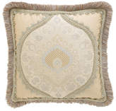 "Sweet Dreams Crystal Palace Medallion-Center Pillow, 15""Sq."