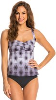 TYR Stirling Twisted Bra Tankini Top 8136480