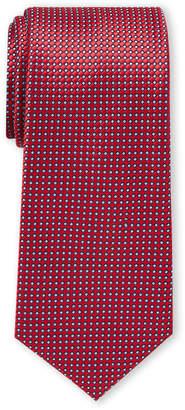 Nautica Red Mini Winder Tie