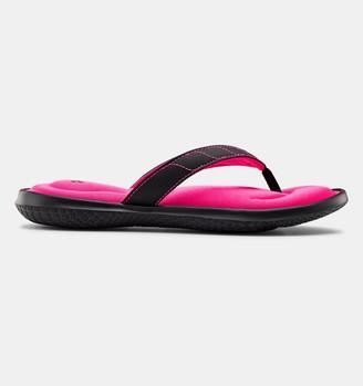 Under Armour Girls' UA Marbella VII Sandals