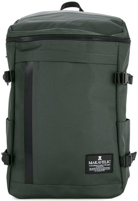 Makavelic Rectangle Backpack
