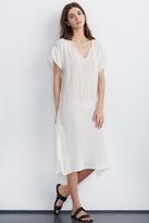 Nevaeh Cotton Gauze Maxi Dress