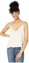 Volcom Read the Room Cami (Star White) Women's Clothing