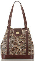 Brahmin 35th Anniversary Trellis Collection Flower Tote