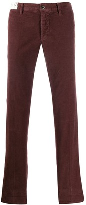Incotex Corduroy-Style Trousers