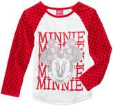 Disney Disney's Minnie Mouse T-Shirt, Toddler Girls (2T-5T)