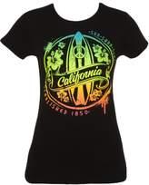Cali Pride Womens Short-Sleeve T-Shirt