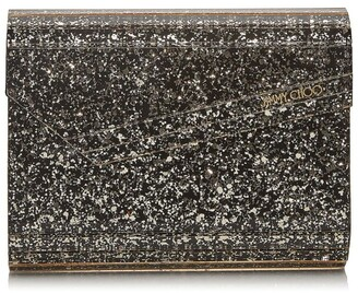 Jimmy Choo Glitter Candy Clutch
