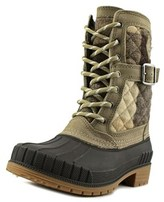 Kamik Sienna Round Toe Synthetic Snow Boot.