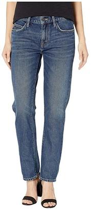 Current/Elliott The Fling in 1 Year Worn Rigid Indigo (1 Year Worn Rigid Indigo) Women's Jeans
