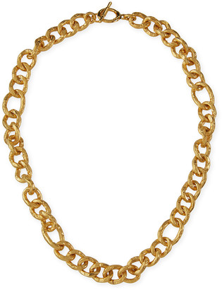 Dina Mackney Phoenix Toggle Chain Necklace