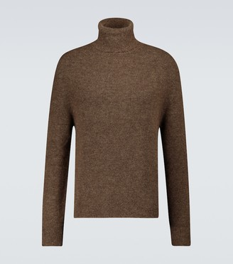 Nanushka Malthe wool and alpaca-blend turtleneck