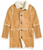 Tommy Hilfiger Upcountry Shearling Coat