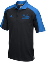 adidas Men's UCLA Bruins Sideline Polo Shirt