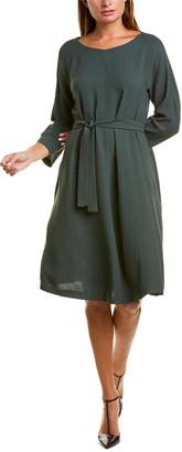 Max Mara Umano Shift Dress