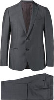 Caruso formal suit - men - Silk/Cupro/Mohair/Wool - 50