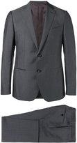Caruso formal suit - men - Silk/Mohair/Wool/Cupro - 48