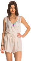 O'Neill Bungalow Cover Up Romper 8144826