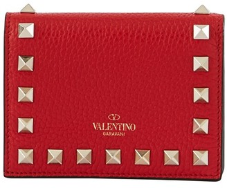Valentino Garavani French Flap wallet