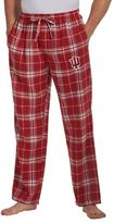 Concepts Sport Men's Concepts Sport Indiana Hoosiers Huddle Lounge Pants
