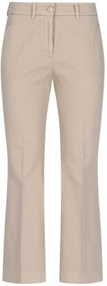 Incotex Cropped Length Jeans
