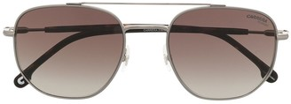 Carrera Gradient Aviator-Frame Sunglasses