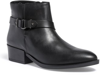 Italian Shoemakers Fedra Ankle Bootie