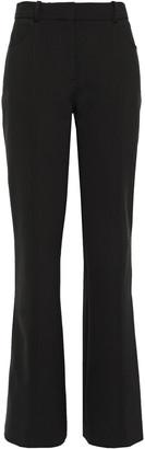 Victoria Victoria Beckham Stretch-crepe Flared Pants